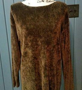 August Silk Knits sz.L sweater